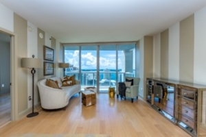 Icon Brickell. Unit3107. Interior